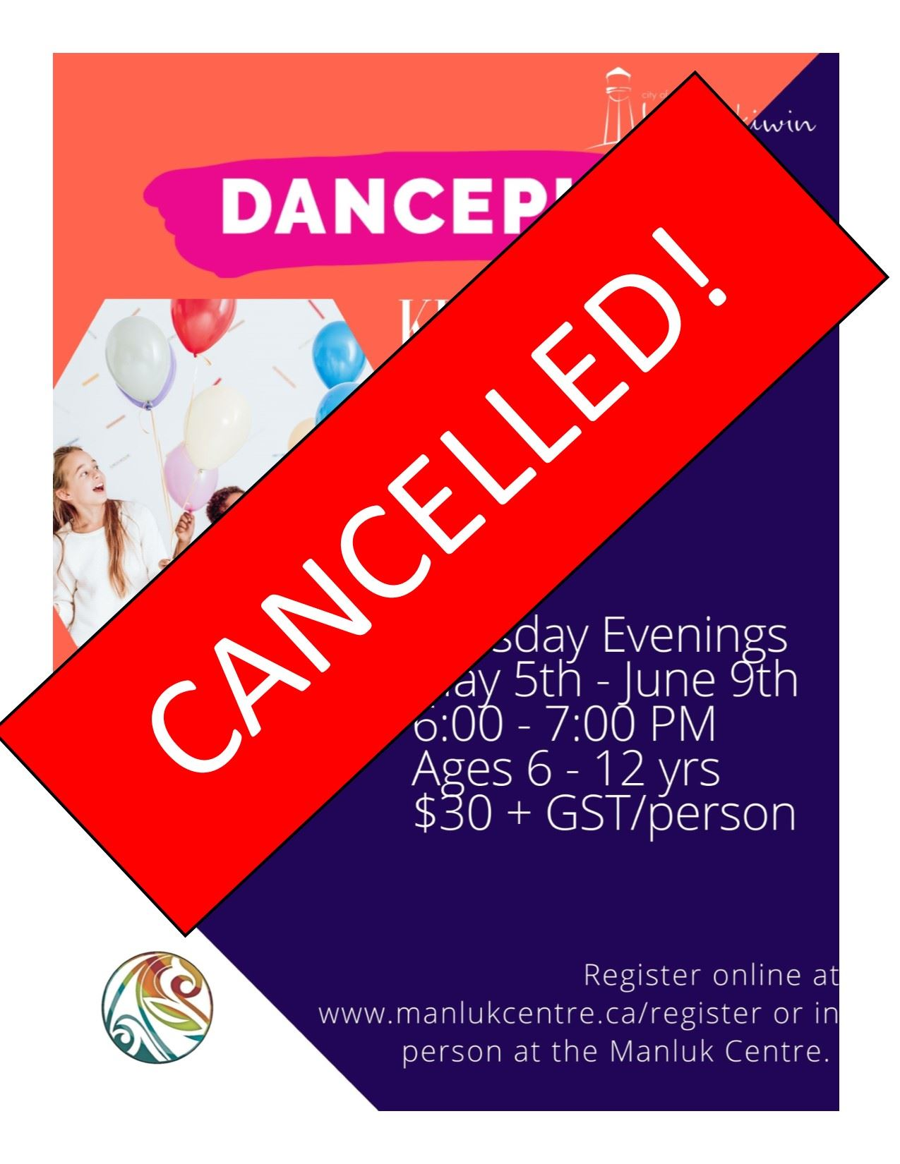CANCELLED Dancepl3y Kids for Spring