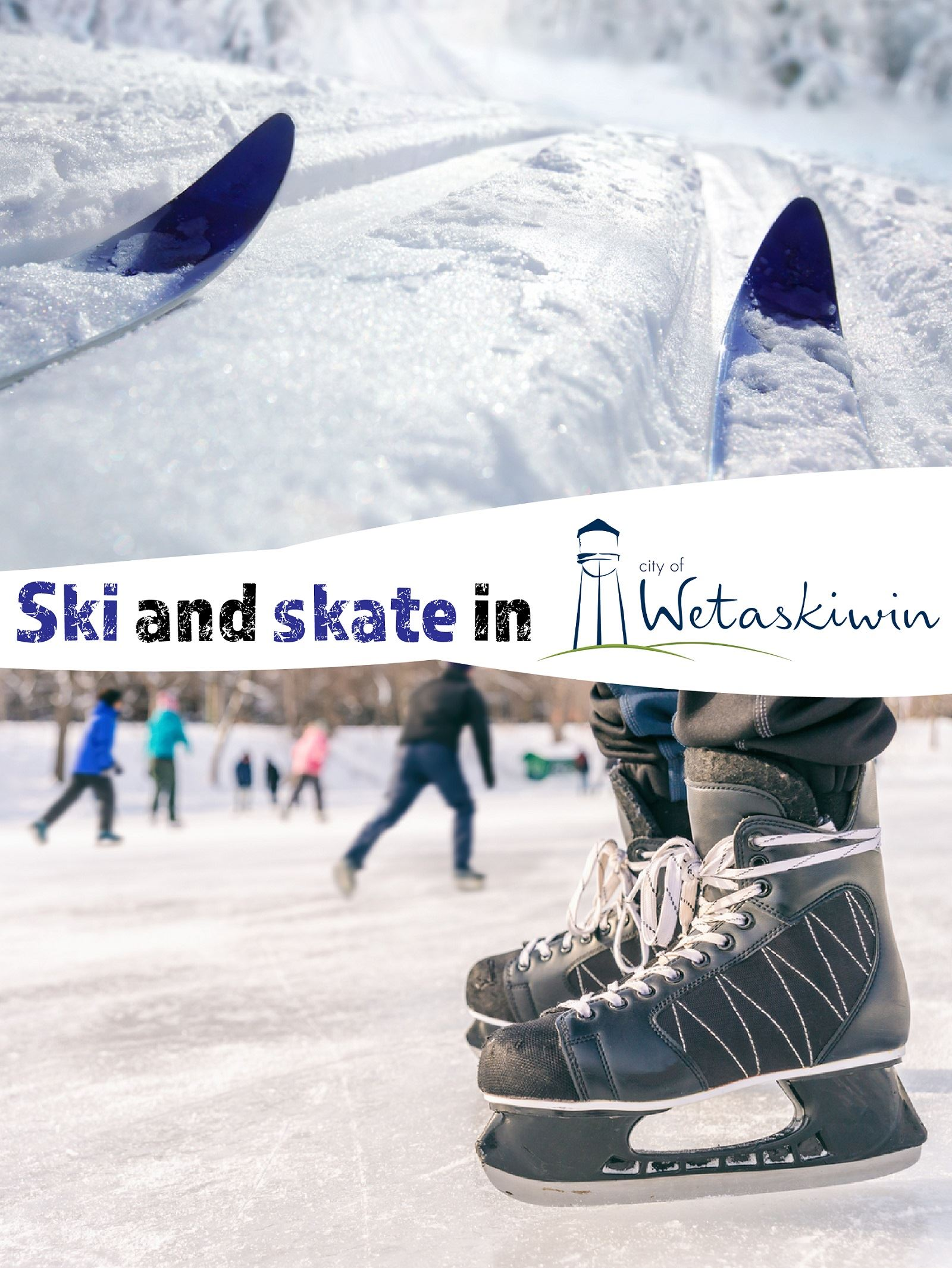Ski and skate in Wetaskiwin-resized