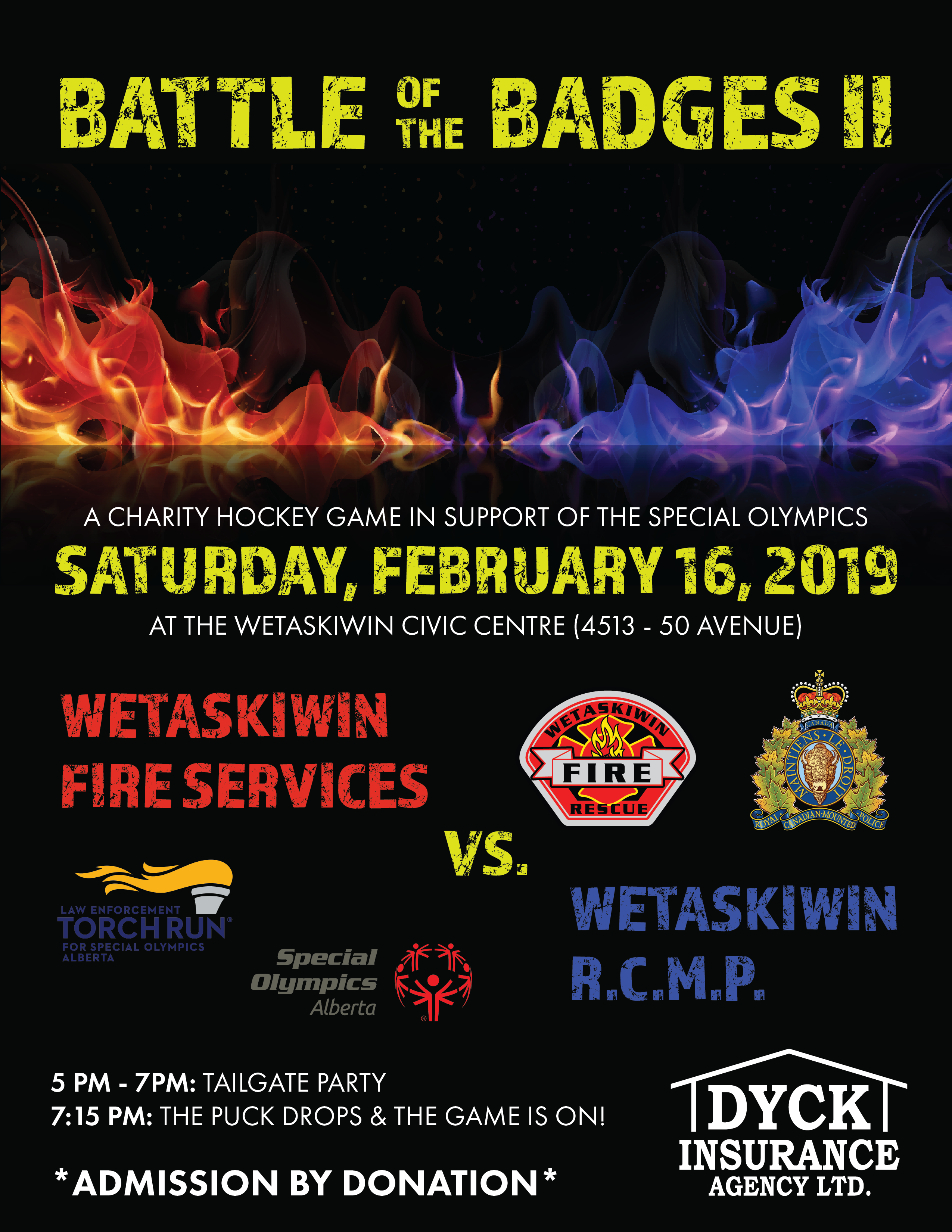 Battle of the Badges Game 2019
