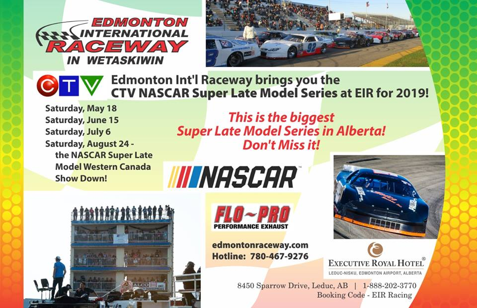 ctv poster for super late model