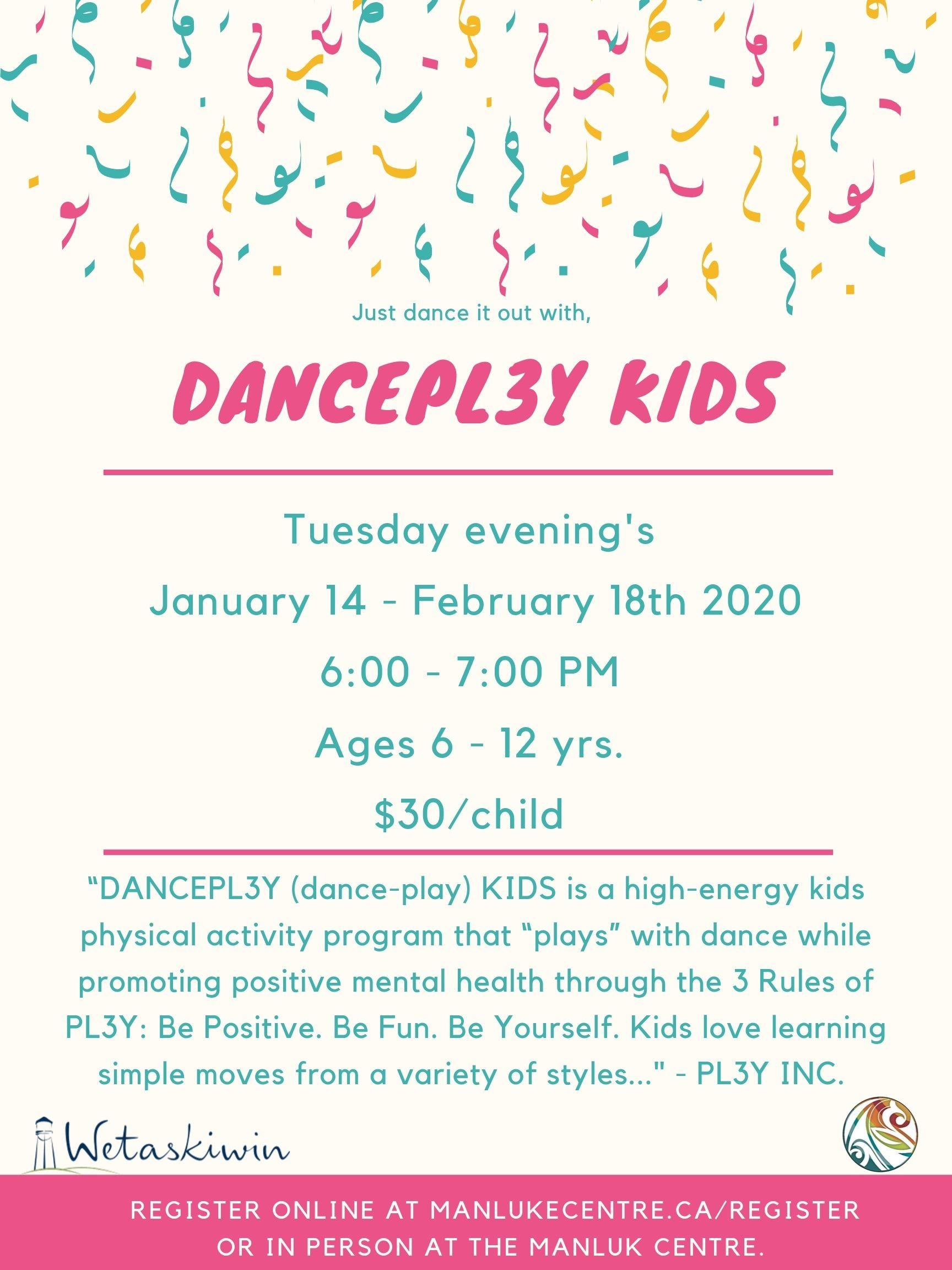 DANCEPL3Y KIDS_ Jan 14 - Feb 18 2020