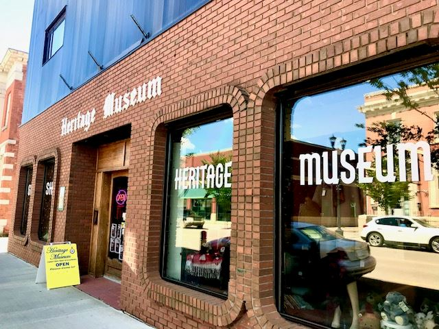Heritage Museum Opens in new window