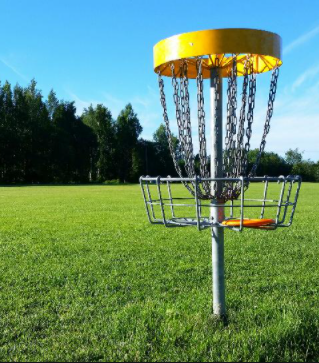 Disc Golf Opens in new window